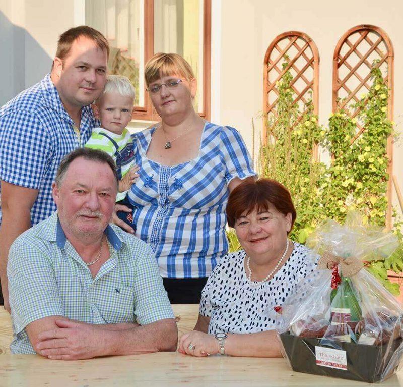 Familie Thorschütz Ab Hof Verkauf